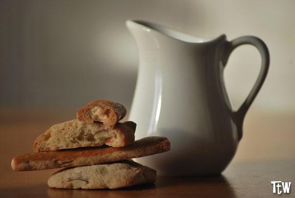 Biscotti provenzali: caladons vs croquants
