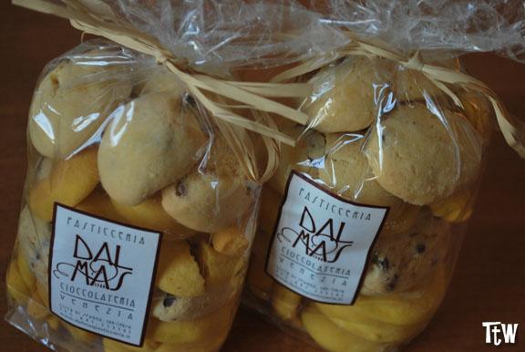 Biscotti veneziani - pasticceria Dal Mas