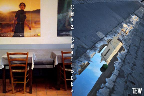 Ristorante Chez Charlotte - Aix en Provence