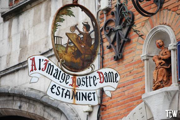A L'Imaige Nostre-Dame, Bruxelles