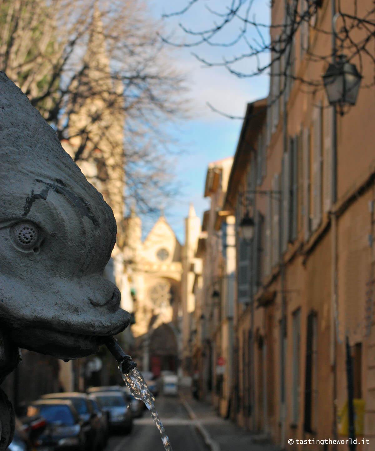 Aix en Provence - cosa vedere