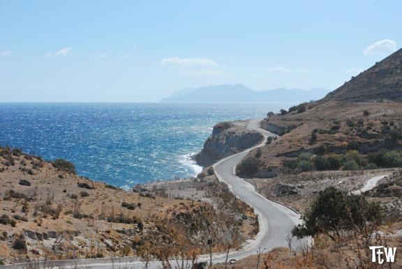 Isola di Nisyros, Grecia