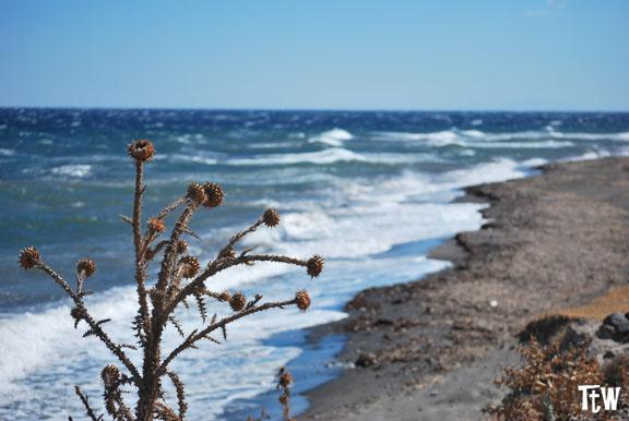 Nisyros spiagge