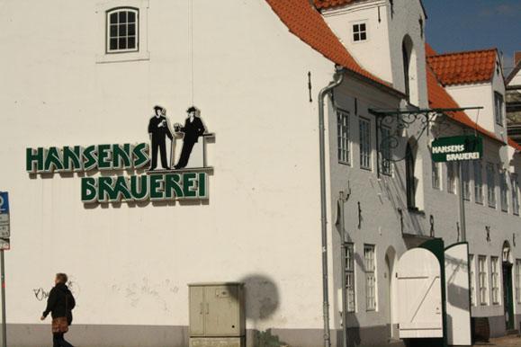 Hansens Brauerei Flensburg