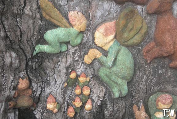 Melbourne - Fairies Tree