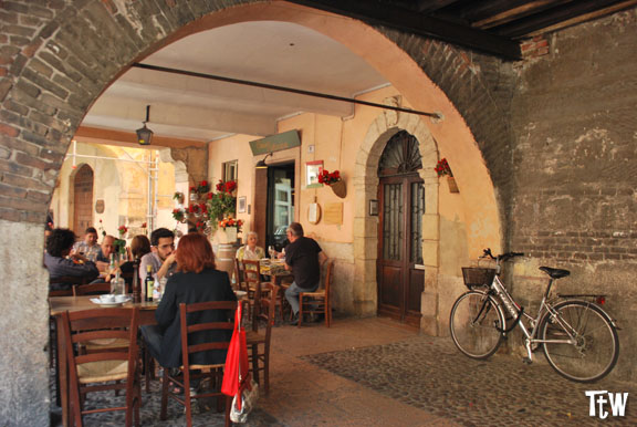 Verona, Osteria Sottoriva