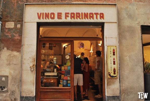 Vino e Farina - Savona