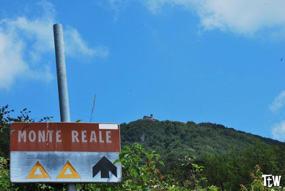 Monte Reale, Ronco Scrivia