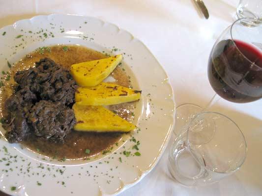 Pastissada de Caval, Al Bersagliere - Verona