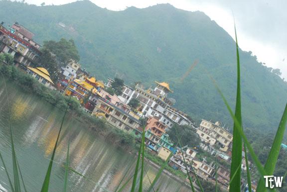 Rewalsar Lake - Kimachal Pradesh, India