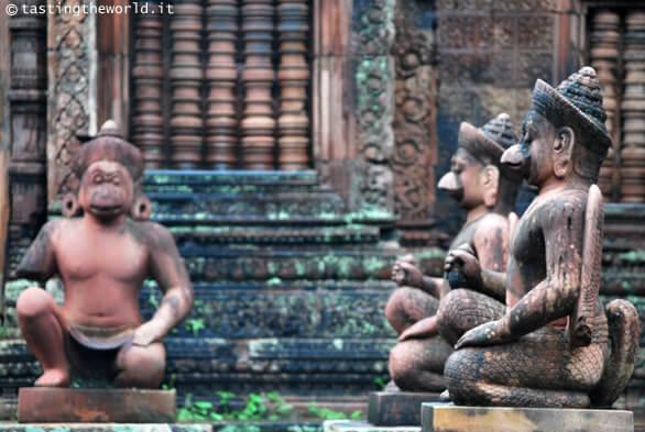 Banteay Srei, Angkor (Cambogia)