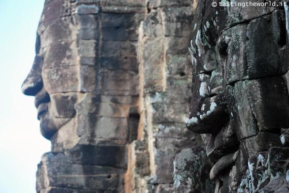 Bayon, Angkor Thom - Cambogia