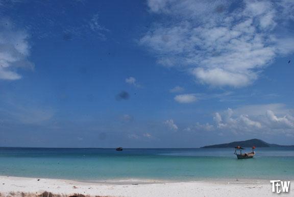 Isola di Koh Rong, Cambogia