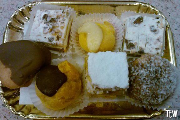 Cabaret di paste @ pasticceria Tomasi Verona