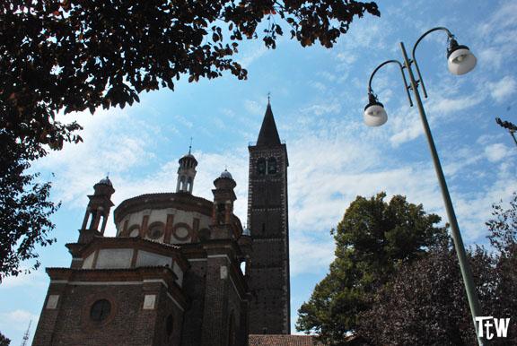 Basilica di Sant'Eustorgio a Milano