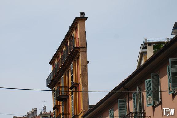 Fetta di Polenta (casa Saccacbarozzi) - Torino