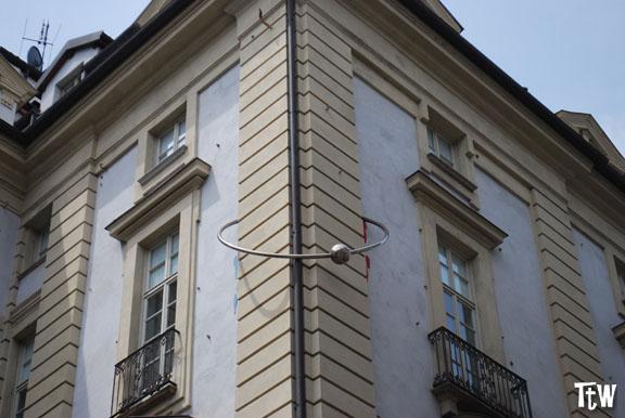 Piercing urbano - Torino