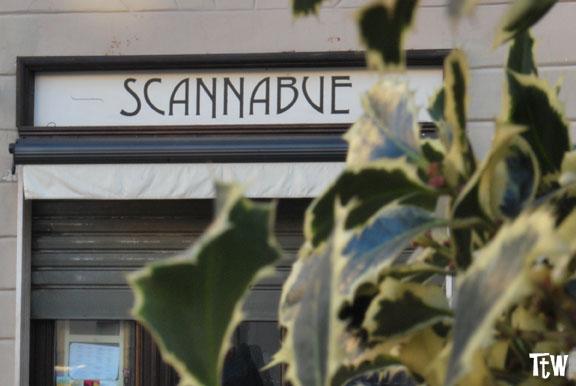 Scannabue a Torino