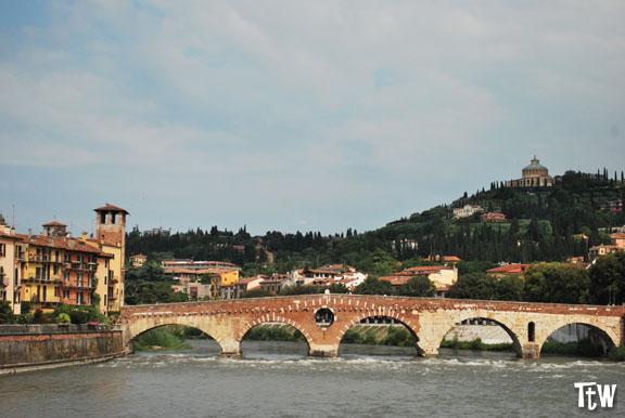 Ponti di Verona più belli - Ponte Pietra