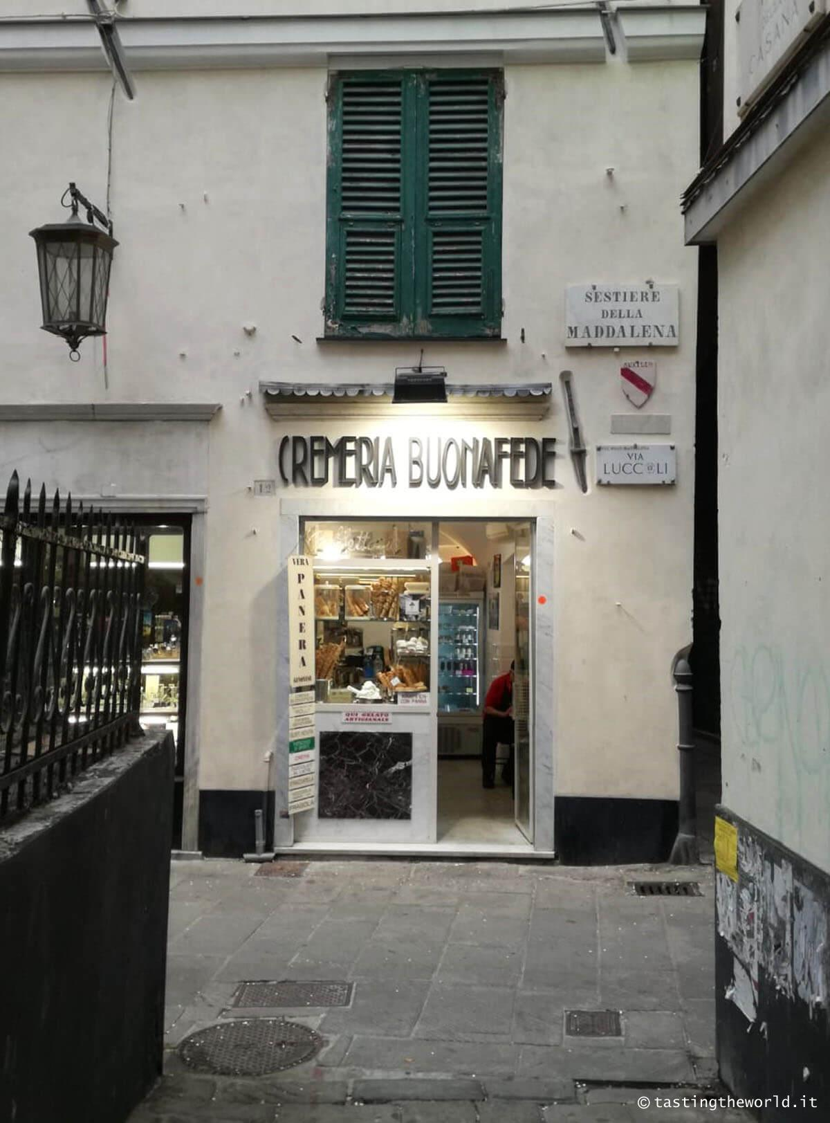 Cremeria Buonafede - Genova