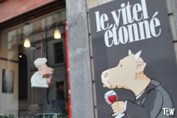 Le vitel étonneé - Torino