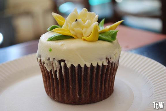 Le migliori cupcake di New York - Cupcake Cafè