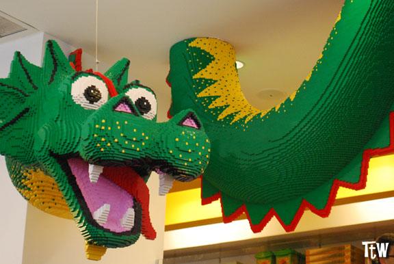 Negozi a New York da vedere - Lego Store