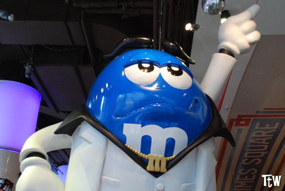 Negozi a New York da vedere - M&M's World