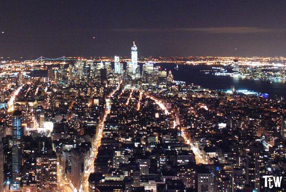 New York dall'alto - Empire State Building