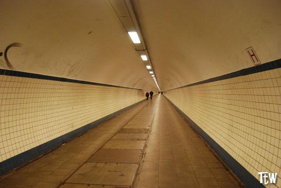 Anversa, St. Anna Tunnel