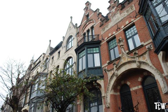 Zurenborg, Anversa