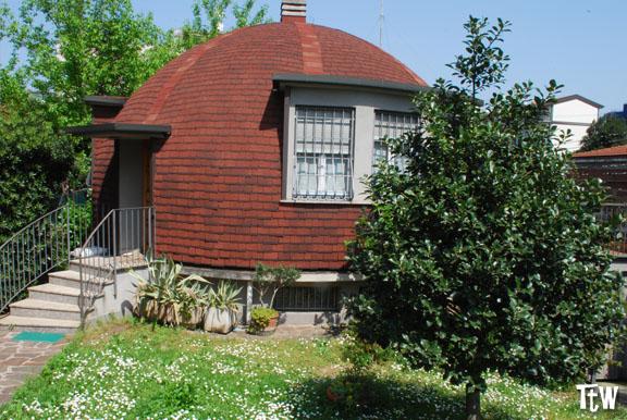 le case igloo di milano in via lepanto