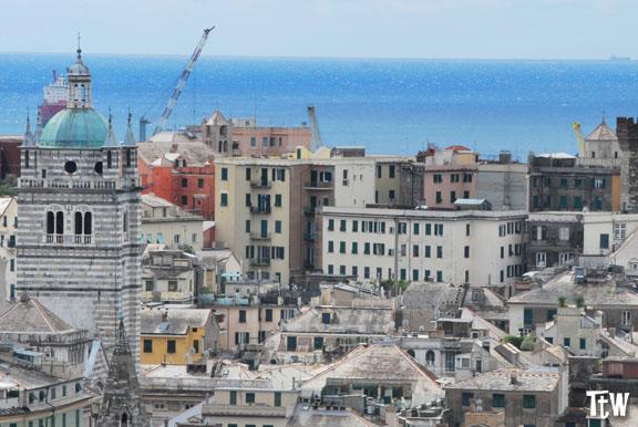 Genova non ha più segreti grazie al blog di Miss Fletcher