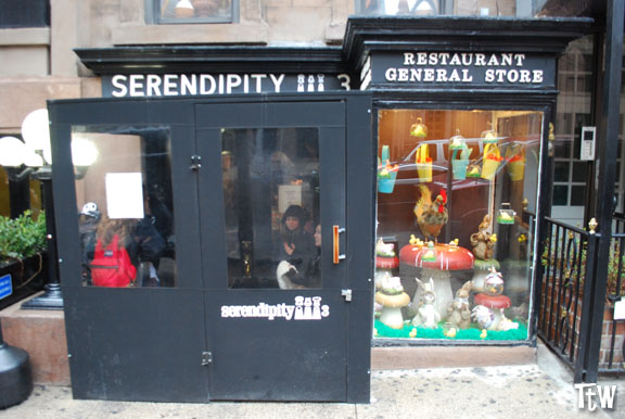 Serendipity III - New York