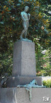 Fontana di Pinocchio, Milano