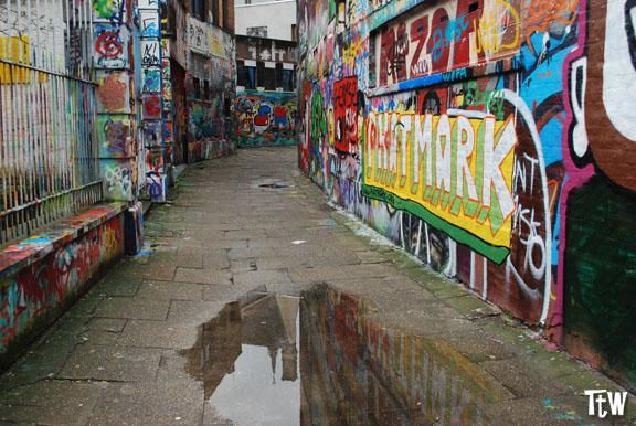 Graffiti Street, Gand