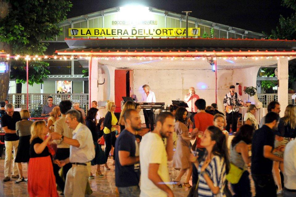 Balera dell'Ortica Milano