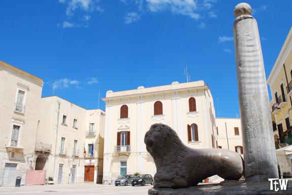 Colonna Infame (o della Giustizia), Bari
