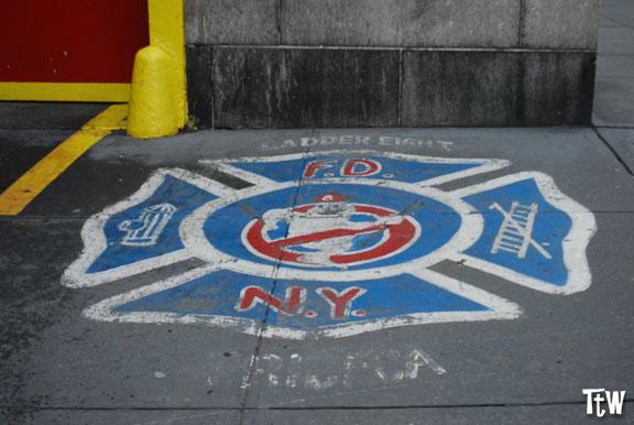 Caserma dei Ghostbusters - New York