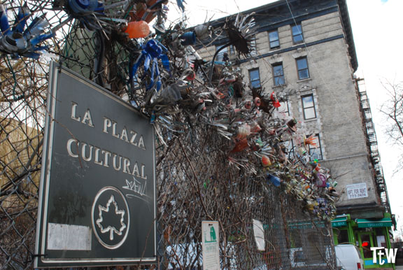 Alphabet City, La Plaza Cultural (New York)