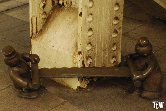 Life Underground - Tom Otterness