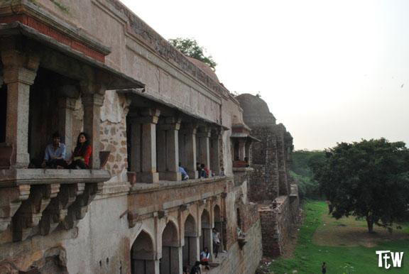 Hauz Khas village - Delhi