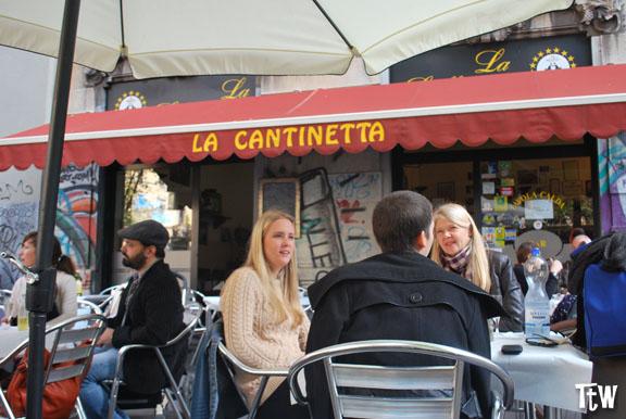 La Cantinetta - Milano, Isola
