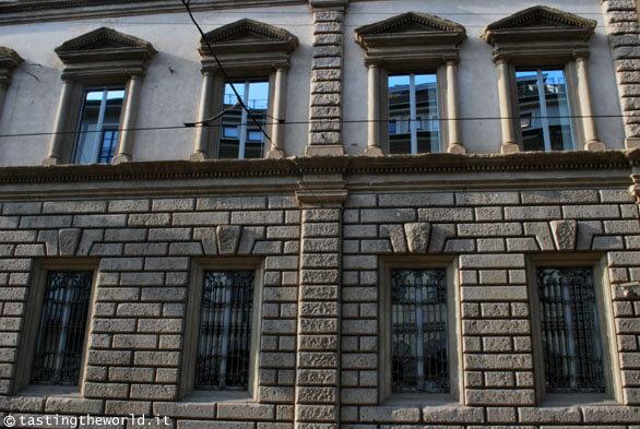 Palazzo Carmagnola - Milano