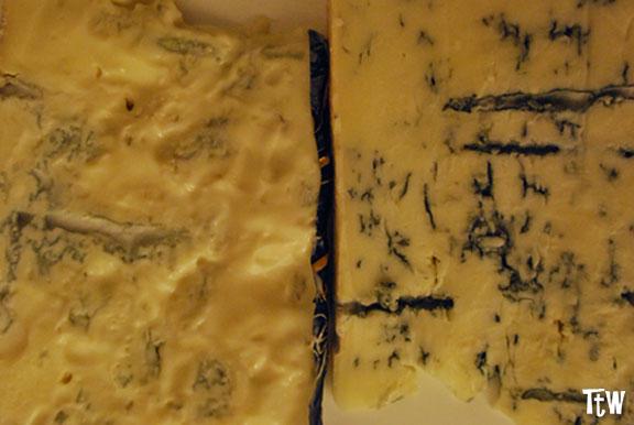 Cosa mangiare a Novara: gorgonzola