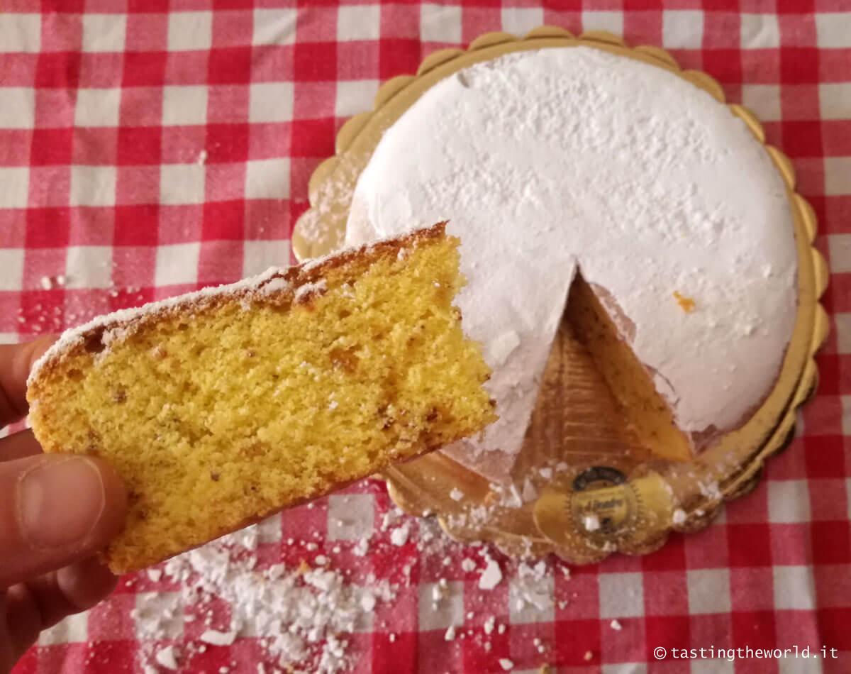 Torta Iris, Pasticceria Dondeo di Cremona