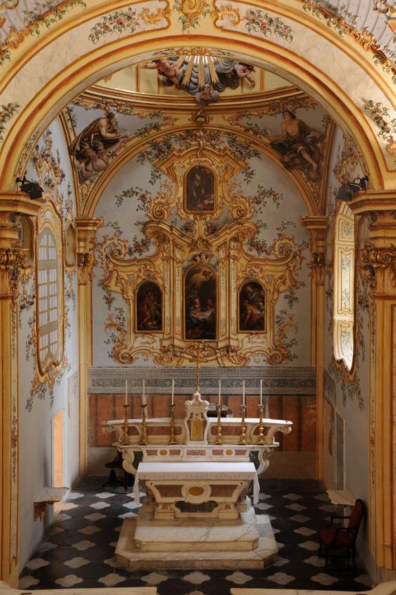 Cappella sistina di savona la sorella quasi sconosciuta for Decorazione quattrocentesca della cappella sistina
