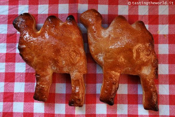 Cammelli di pasta sfoglia Varese