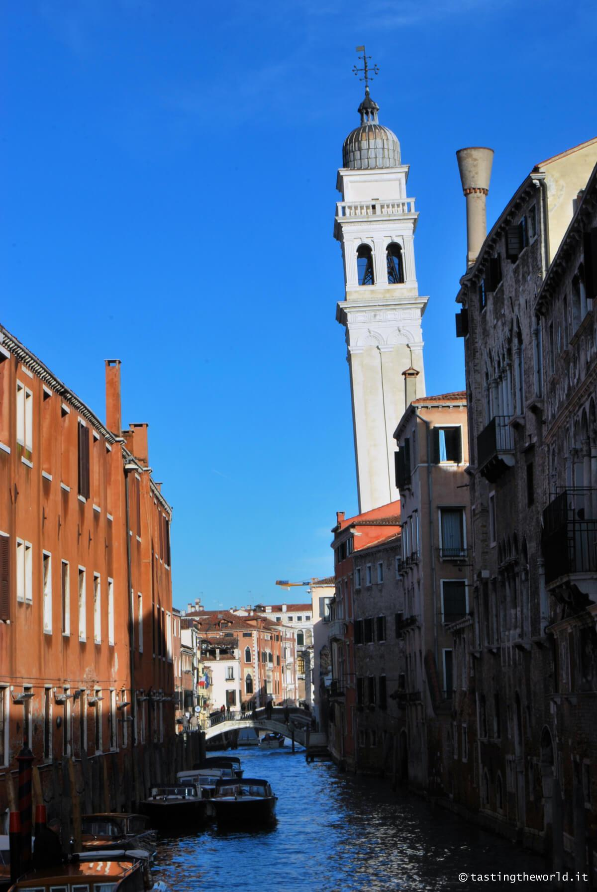 Campanile di San Giorgio dei Greci, Venezia