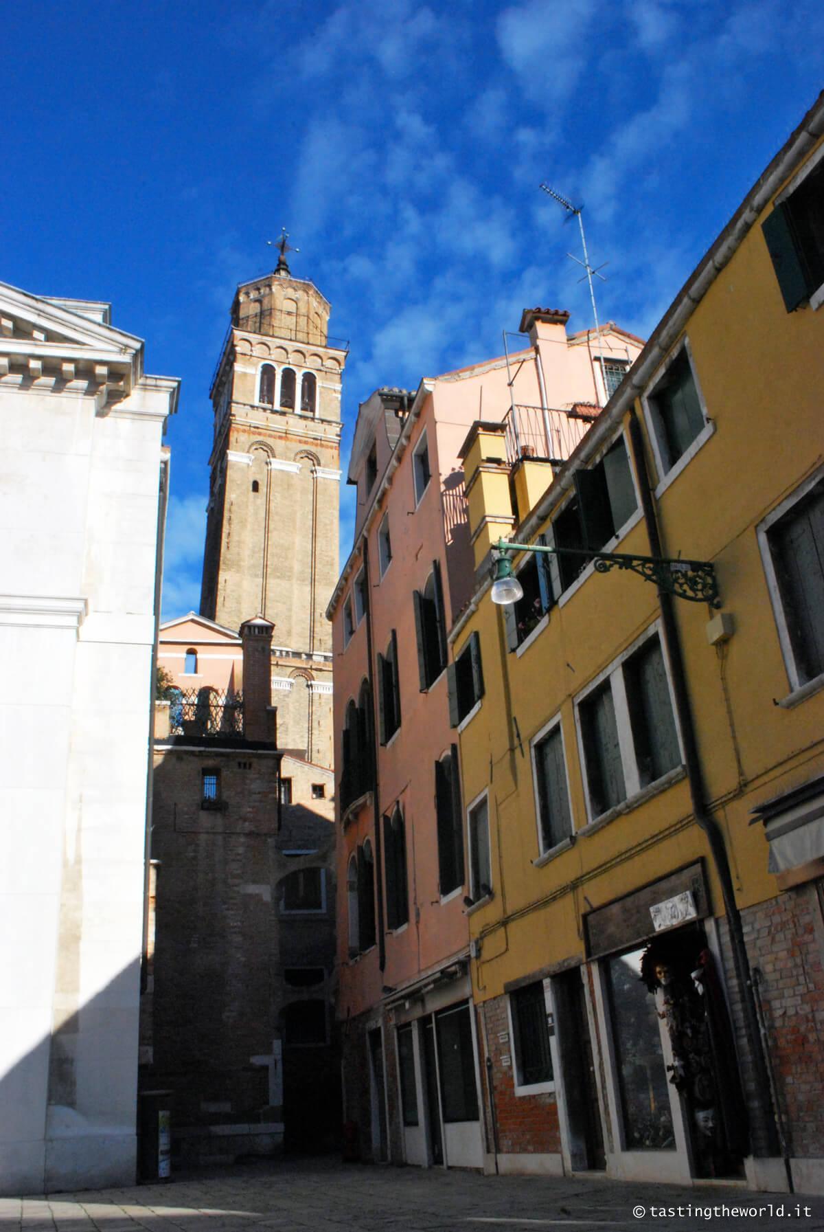 Campanile di Santo Stefano, Venezia